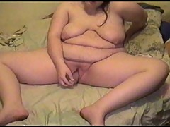 Making love to my younger BBW