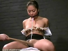 Skinny Asian Teen Slavegirls Harsh Punish ...