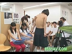 Schoolgirl shamed physical examination 02