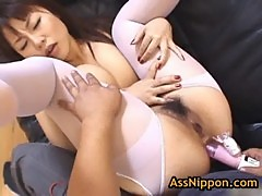 Slut rei himekawa gets anus fucked