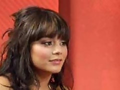 Vanessa Hudgens Artist To Artist Interview