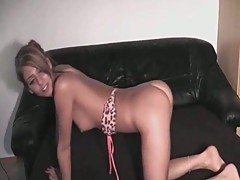 Hot Teen From College Fucked