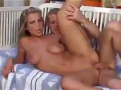 Sexy Blonde Anita Shares Some Oral And Then Gets Down To Fucking