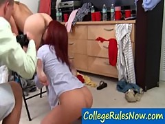 College Movies And Dorm SexTapes - CollegeRulesNow.com - clip24