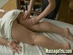 Oily Massage For Babe before he Fucks her ...