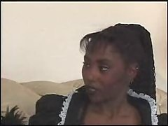 Black Teen Maid
