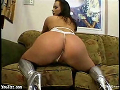 Katja bends over and readys for dick...