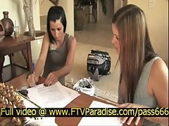 Superb girl Jamee Hot Lesbians Playing an ...