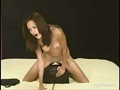 Daisy Marie Rides The Sybian Machine
