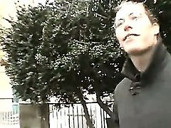 Young Guy Seduce A Mom In Street And Fuck Her