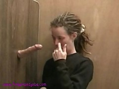 Pinks handjobs - gloryhole