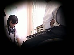 Blackmailed Innocent Schoolgirl Creampied