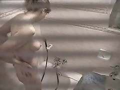 Hidden cam - young girl in shower