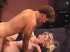 Young couple in hot fucking session at motel