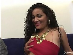 Super horny East Indian slut Salmha