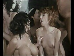 Sarah louise young in ancient orgy