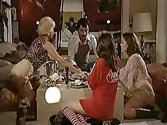 Retro French Porn With The Nurse Brigitte