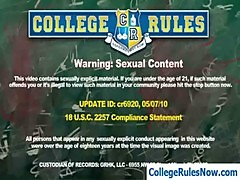 College XXX Movies and Pictures - College Rules Party vid12