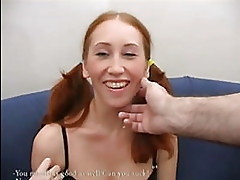 Russian red head Julia