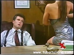 Pompino Segretaria Italiana Italian Secretary Blowjob