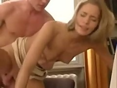 Young secretary fucked on the desk