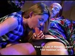 Sonnie daye fucks sleeping stepdad