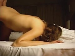 Amateur Woman With Small Breast Gets Fucked Hard