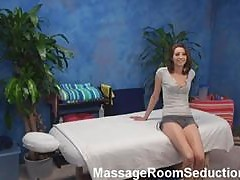 Teen Massage Girl Gia Caught On Spy Cam