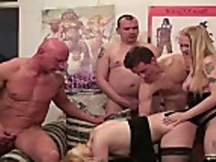 Hot Group action