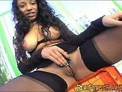 Misty Love Melody - Public Nudity Flash