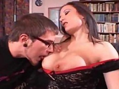 MILF Slut Fucks Younger Man