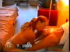 Amateur Homevideos Swedish couple