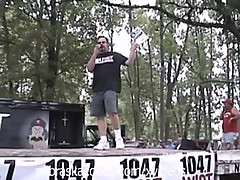 Radio Station Wet T-Shirt Contest in Michigan Part 1