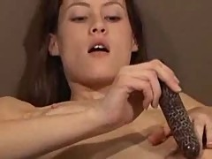 Sexy Teen Fingers and Toys Her Hole