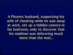 wife cheating with mail man