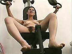 What I Need Is A Good Workout With My Latest Exerciser For My Pussy